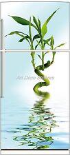 Sticker frigo bambou reflet 70x170cm réf 510