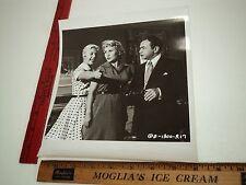 Rare Original VTG Ginger Rogers Edward G. Robinson Tight Spot Movie Photo Still