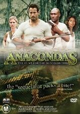 C10 BRAND NEW SEALED Anacondas - The Hunt For The Blood Orchid (DVD, 2005)