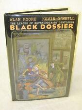 Alan Moore & Kevin O'Neill BLACK DOSSIER America's Best Comics HC/DJ