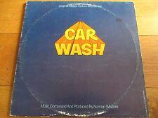 ROSE ROYCE - CAR WASH (ORIGINAL MOTION PICTURE SOUNDTRACK) - 2xLP - MCSP 278