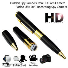 32GB Mini DV DVR Cam Hidden Spy Pen Video Camera Recorder Spy Camcorder DIY