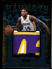 2017-18 Brandon Ingram Panini Dominion Mammoth PATCH (4/5) *Sick LAKERS PATCH*