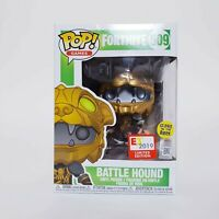 Battle Hound #509 Funko Pop Vinyl - Fortnite 2019 E3 Exclusive Glow in the Dark