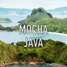 100% Mocha Java Coffee Beans Fresh Roasted Daily 5 / 1 Pounds Bags A Must Try !