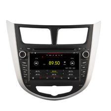 Android 10 Car DVD Head unit GPS Stereo Radio Wifi for Hyundai i25 Accent Verna