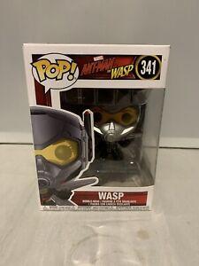 Pop Vinyls Ant-man And The Wasp Wasp No 341 Funko