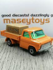 MATCHBOX LESNEY Superfast No.66 Ford Transit. Original vintage diecast