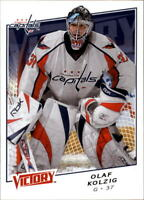 2008-09 Upper Deck Victory Hockey Cards Pick From List