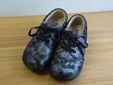 Alegria Kim -420 Oxford Shoes Size 37 6.5-7  Lace Up floral Comfort