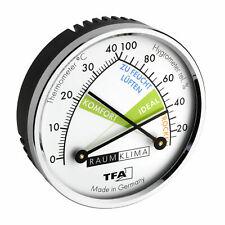 TFA 45.2024 Thermo-Hygrometer silber/weiß, RAUM, BL-05TFA