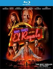 Bad Times at the El Royale (Blu-ray Disc, 2018)
