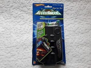 Hot Wheels Acceleracers Card Game Starter Pack with Synkro vehicle 2004