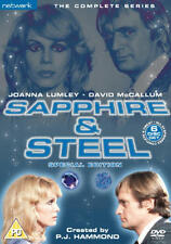 Sapphire and Steel: Complete Series (Special Edition Box Set) [DVD]