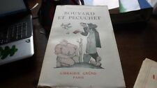 Gustave Flaubert pour Bouvard et Pecuchet