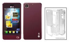 Pellicola Protettiva Schermo protezione ~ LG GD510 POP / GD510