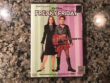 Freaky Friday Dvd! 2003 Fantasy! See) The Hot Chick & The Change Up