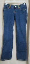 Coogi Jeans Woman Junior Size 7 Boot Cut Dark Wash