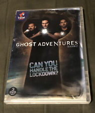 Ghost Adventures - Season 2 (3-Disc DVD set, 2010) Travel Channel