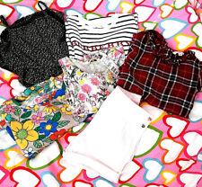 GIRLS CHILDRENS KIDS SUMMER CLOTHES BUNDLE (NEXT,HM,TED BAKER,BURBERRY,RIVER I)