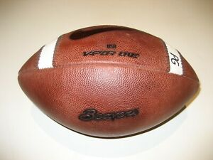 2017 Oregon State Beavers GAME BALL Nike Vapor One Football - OSU 1 UNIVERSITY