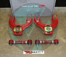 Skunk2 Pro FRONT & TruHart REAR Camber Kit Combo 92-95 Civic 94-01 Integra EG DC