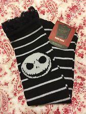 Tim Burton Nightmare Before Christmas Knee High Socks Jack Skellington Lace Trim