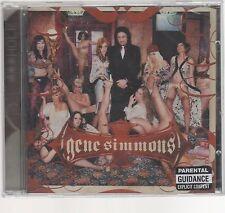 GENE SIMMONS ...HOLE (KISS) CD F.C. SIGILLATO!!!