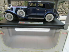 PACKARD LE BARON 1930 1/18 SIGNATURES MODELS