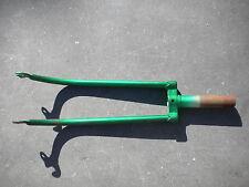 Fourche vélo 500 Motobécane couleur vert 1 pouce NOS Année 1970/1980/1990