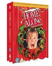 Home Alone / Home Alone 2 / Home Alone 3 / Home Alone 4 [DVD]
