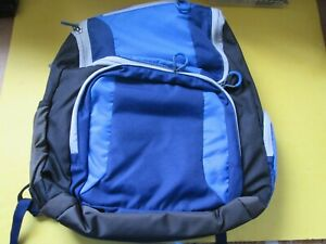 """EMBARK JARTOP BACKPACK BLUE/BLACK 17"""" BRAND NEW WITH TAG"""