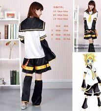 Vocaloid Kagamine Len Original Default Cosplay Costume