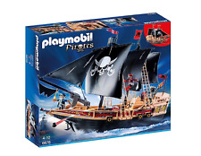 NEW PLAYMOBIL PIRATES COMBAT SHIP 6678 CHILDREN BUILDING CONSTRUCTION PLAY TOY