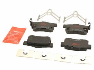 Rear TRW Premium Ceramic Brake Pad Set fits Acura RL 1996-2004 27DWMB
