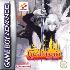 Nintendo GameBoy Advance Spiel - Castlevania: Aria of Sorrow (Modul)