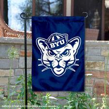 BYU Cougars Vintage Garden Flag