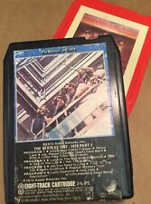 The Beatles 8 track 1967-1970 & The Charlie Daniels Band Million Mile SING
