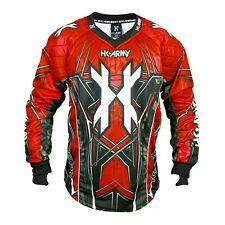HK Army HSTL Line Jersey Red - Medium - Paintball