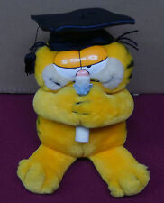 "Vintage Garfield Graduation ""Garfield and Company"" w/ Tags - 1981 #11-4000 Dakin"