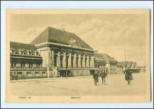 XX004046-4700/ Hamm Bahnhof AK