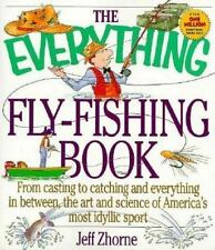 The Everything Fly-Fishing Book-ExLibrary