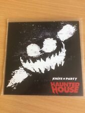Knife Party - Haunted House Ep - Rare 4 Track U.S Cd Promo