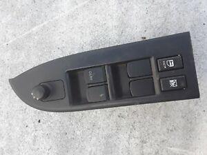 SUZUKI GRAND VITARA JB JT 05-17 PARTS - DRIVERS MASTER WINDOW CONTROL PANEL RHS