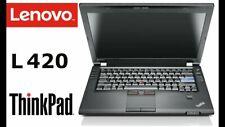 Windows 7 Laptop Lenovo Thinkpad L420 Celeron B815 2GB memory 160GB HDD Office
