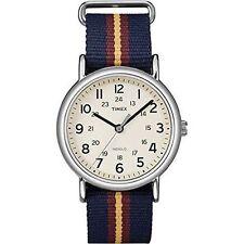 Timex Weekender Analogue Unisex Wristwatches