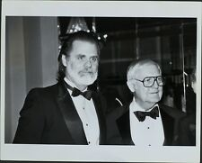 Taylor Hackford (Film Director), Robert Wise (Film Director) ORIGINAL PHOTO
