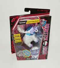 NEW 2013 Monster High Secret Creepers Shiver Mammoth Figure, Abbeys Pet