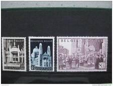 timbres Belgique : Basilique de Koekelberg 1952 **