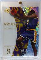 1997 97 SKYBOX EX2001 Kobe Bryant #8, Lakers, Refractor Like Acetate Insert!